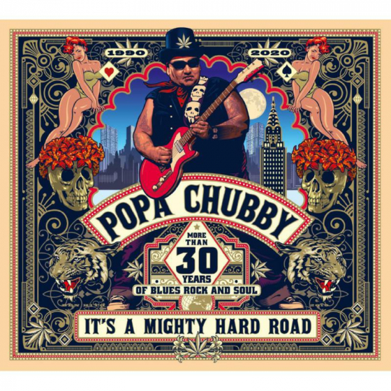 Its A Mighty Hard Road (2LP)