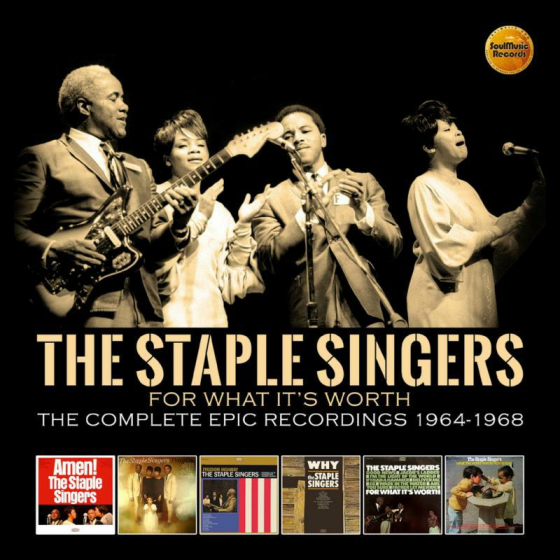 For What Its Worth ~ The Complete Epic Recordings: 1964-1968