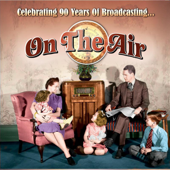 On The Air: Celebrating 90 Years Of Broadcasting (2CD)
