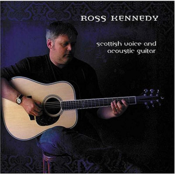 Scottish Voice And Acoustic Guitar
