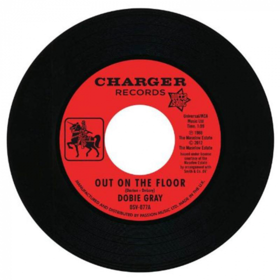 Out On The Floor / The In Crowd