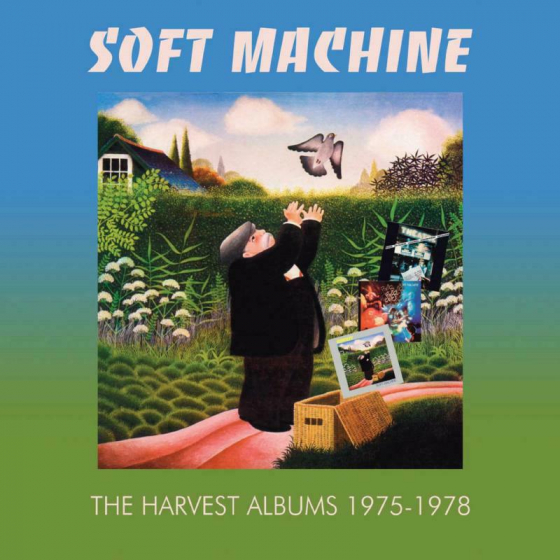 The Harvest Albums 1975-1978 (Remastered Boxset Edition)