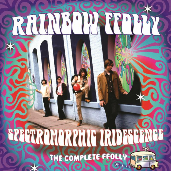 SPECTROMORPHIC IRIDESCENCE ~ THE COMPLETE FFOLLY: 3CD CLAMSHELL BOXSET