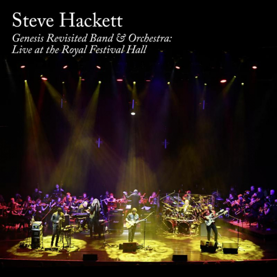Genesis Revisited Band & Orchestra: Live (2CD + Blu-Ray Digipak)