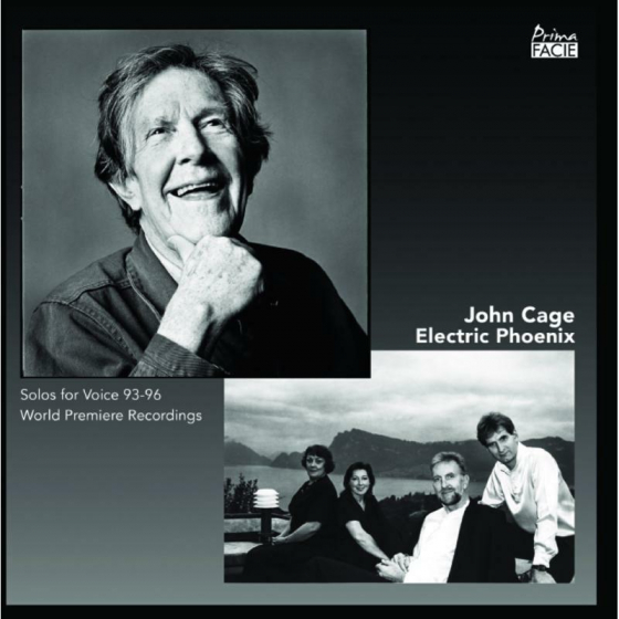 John Cage: 4 Solos For Voice: Solos For Voice 93-96