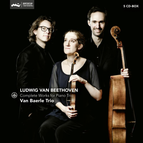 Beethoven: Complete Works For Piano Trio