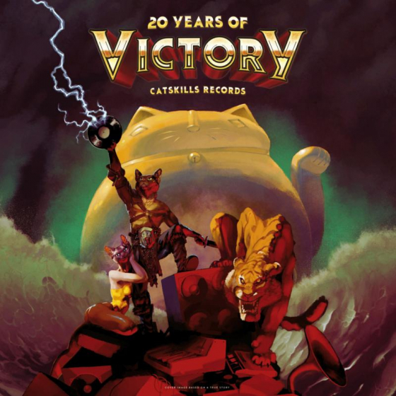 Catskills Records: 20 Years Of Victory