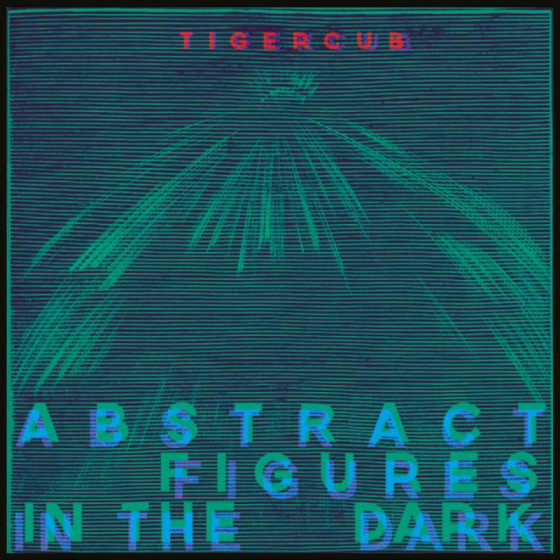 Abstract Figures In The Dark