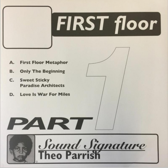 First Floor Pt. 1 (Re-issue)