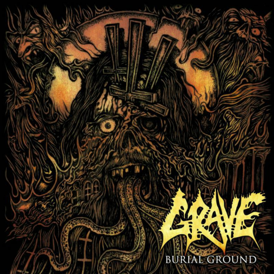 Burial Ground (Re-issue 2019)