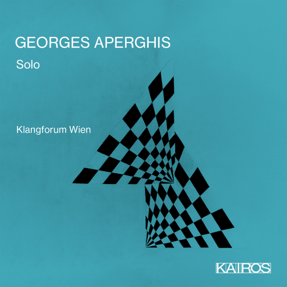 Georges Aperghis: Solo