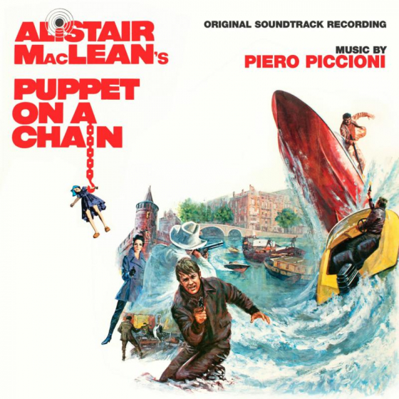 Puppet On A Chain (O.S.T)