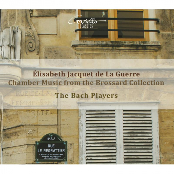 De La Guerre: Chamber Music From The Brossard Collection