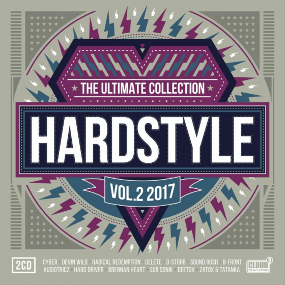 Hardstyle - The Ultimate Collection - 2017 Vol.2