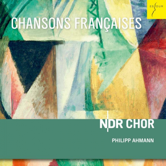 Chansons Françaises - Choral Music By Absil, Debussy, Hindem