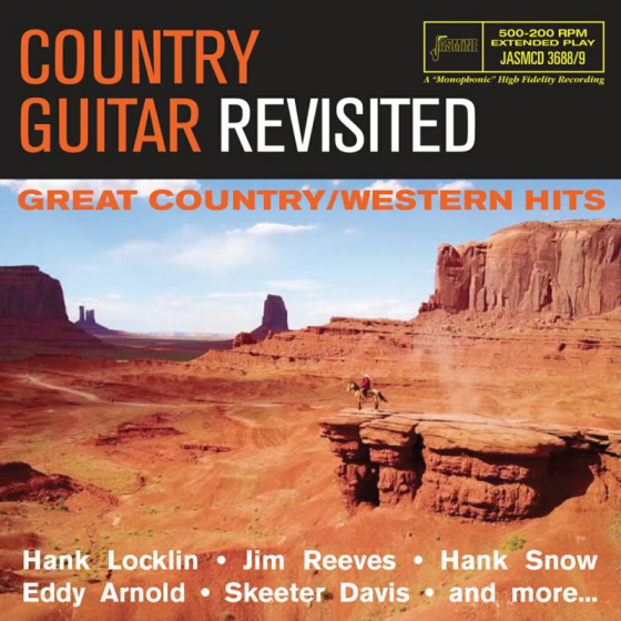 Country Guitar Revisited - Great Country/Western Hits