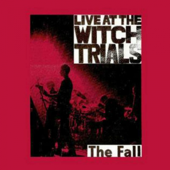 Live At The Witch Trials (Red Vinyl)
