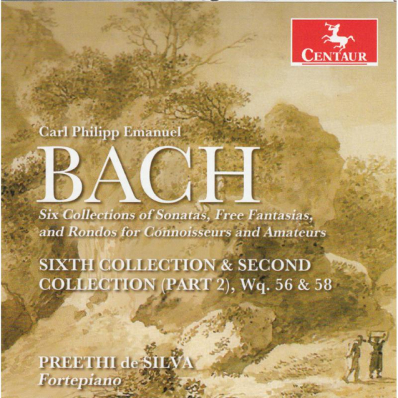 CPE Bach: Sixth Collection & Second Collection, part 2