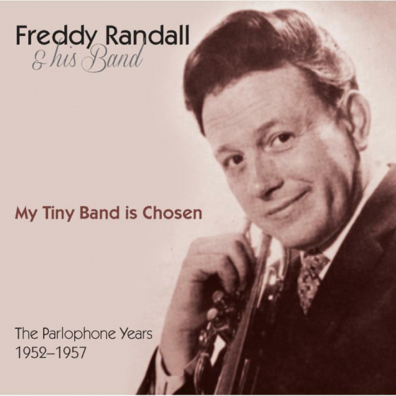 My Tiny Band Is Chosen - The Parlophone Years 1952-57