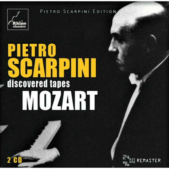 Discovered Tapes - Mozart