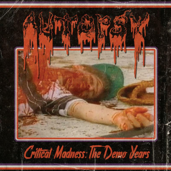 Critical Madness: The Demo Years