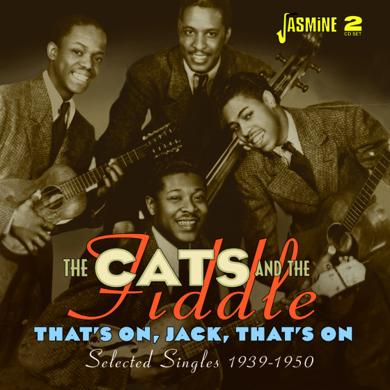 That's On, Jack, That's On - Selected Singles 1939-1950