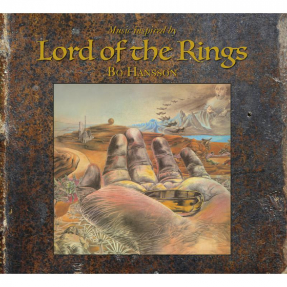 Music Inspired By Lord Of The Rings