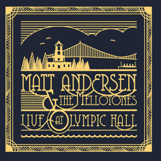 Live At Olympic Hall