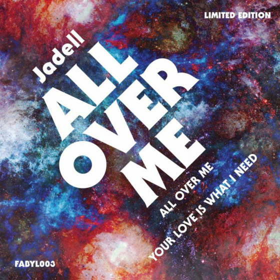 """All Over Me (12"""")"""