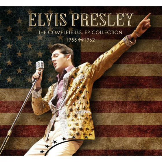 The Complete U.S Ep Collection 1955 - 1962