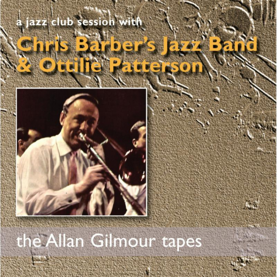 A Jazz Club Session With Chris Barber's Jazz Band & Ottilie