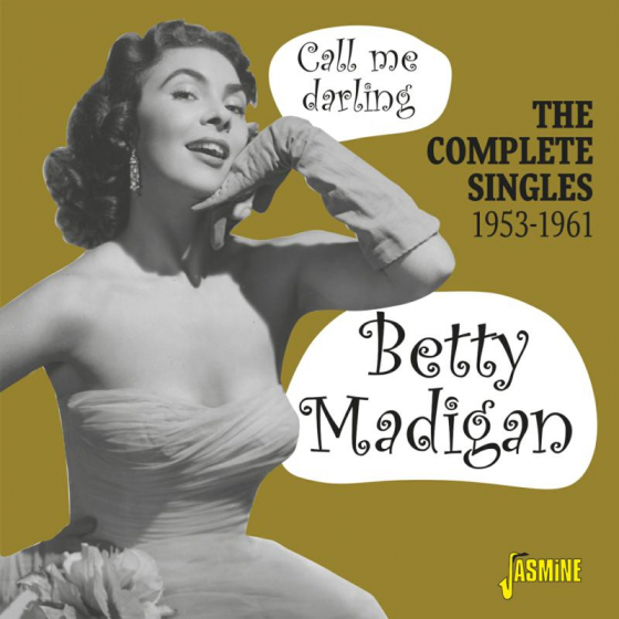 Call Me Darling - The Complete Singles 1953-1961