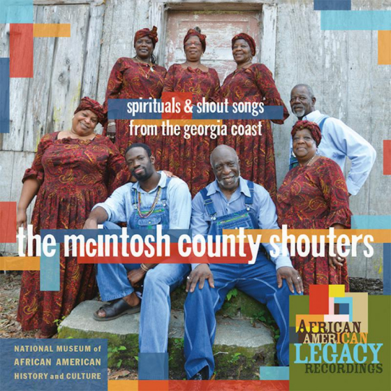 Spirituals And Shout Songs From The Georgia Coast