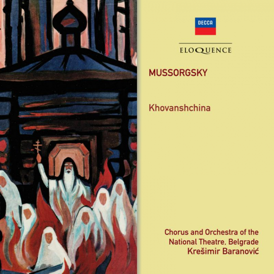 MUSSORGSKY:  Khovanshchina - An Opera In Five Acts