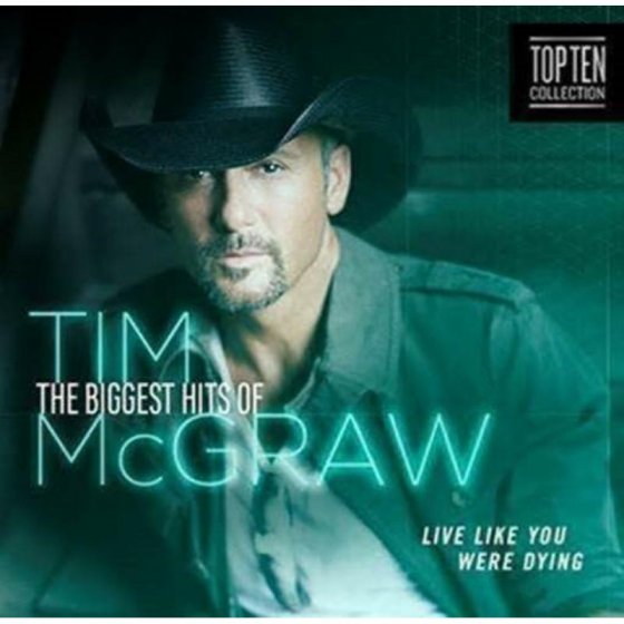 Live Like You Were Dying - The Biggest Hits Of Tim McGraw