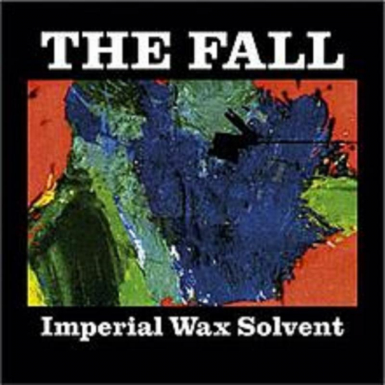 IMPERIAL WAX SOLVENT: LIMITED EDITION YELLOW VINYL LP