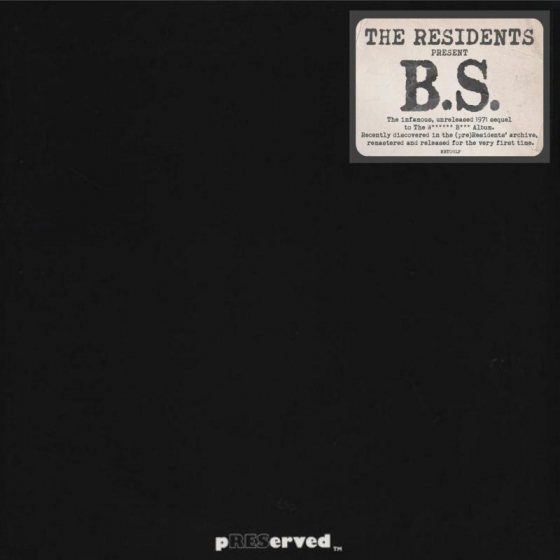 B.S. - Limited Edition LP