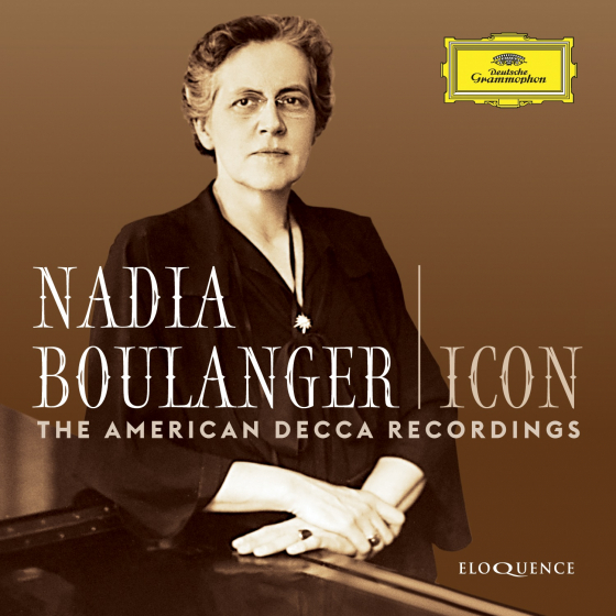 Nadia Boulanger  Icon: The American Decca Recordings
