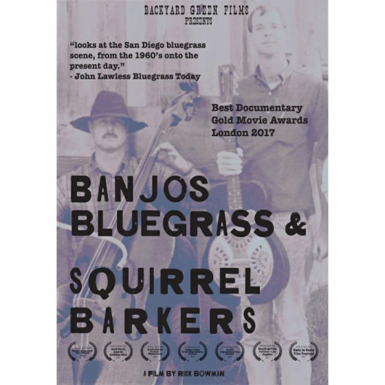 Banjos, Bluegrass & Squirrel Barkers