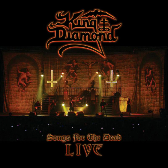 Songs For The Dead Live