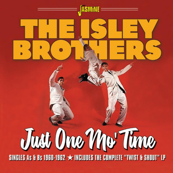 Just One Mo' Time - Singles As & Bs 1960-1962 - Includes The