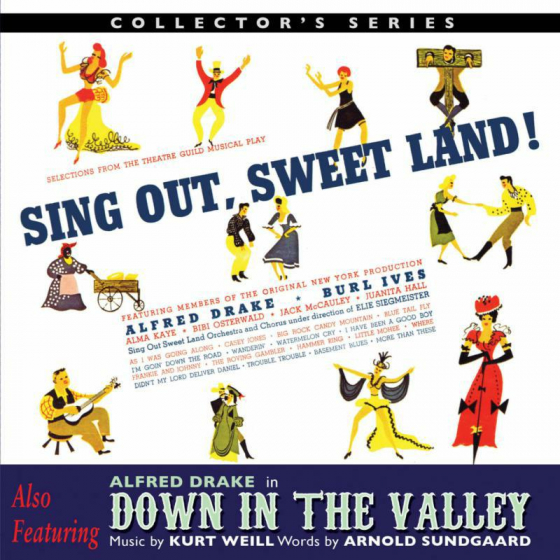 Sing Out, Sweet Land! / Down In The Valley