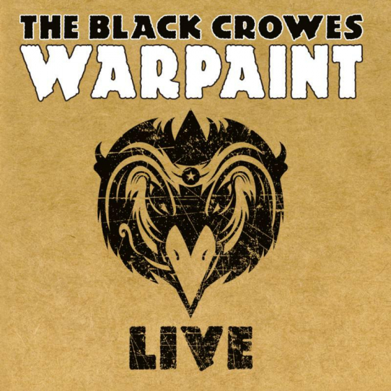 Black Crowes - Warpaint Live