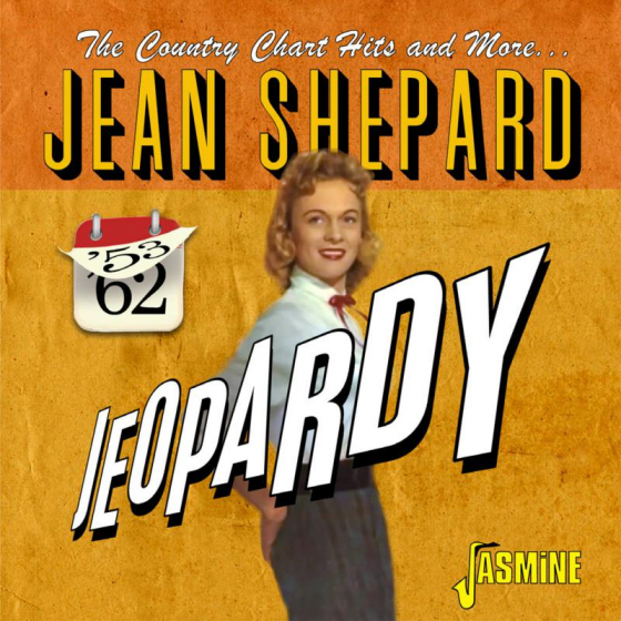 Jeopardy - The Country Chart Hits and More 1953-1962