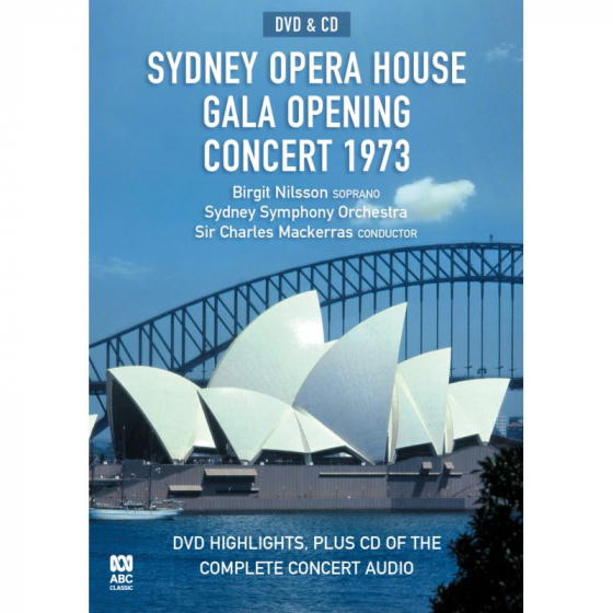 Sydney Opera House Gala Opening Concert 1973 - Highlights