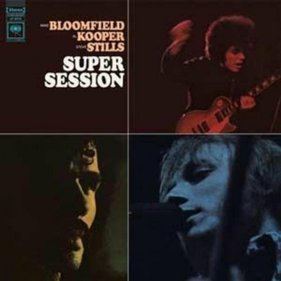 Super Session (LIMITED BLUE VINYL)
