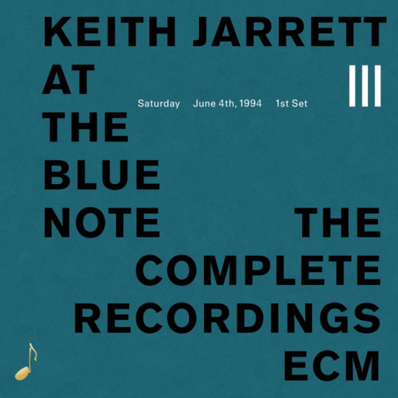 At The Blue Note - Saturday June 4,1994, First Set