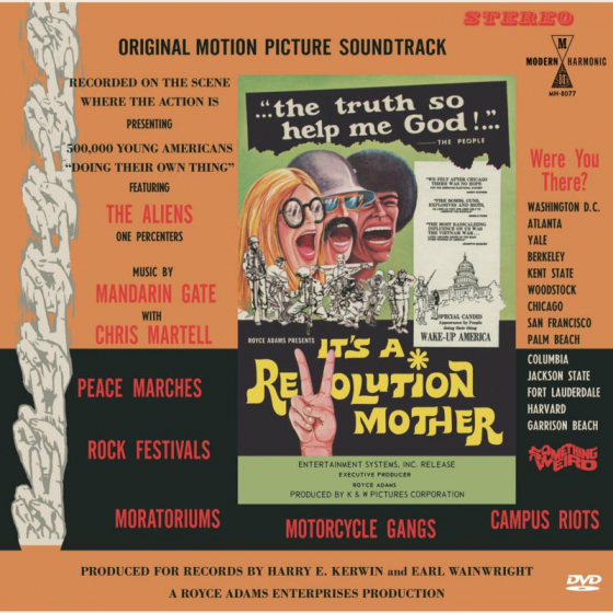 Original Motion Picture Soundtrack (GREEN VINYL WITH DVD)