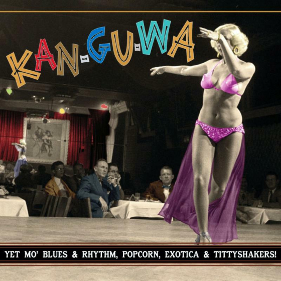 Exotic Blues & Rhythm-Vol. 03  Kan-Gu-Wa