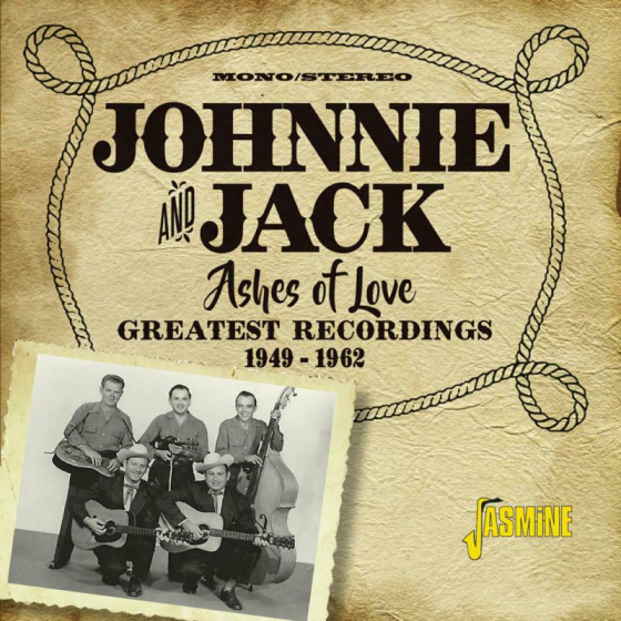 Ashes Of Love - Greatest Recordings 1949-1962